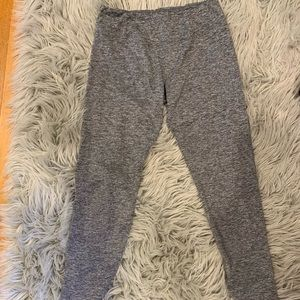 Urban outfitters heather gray spandex leggings